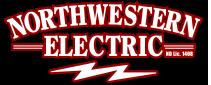 Northwestern Electric Logo